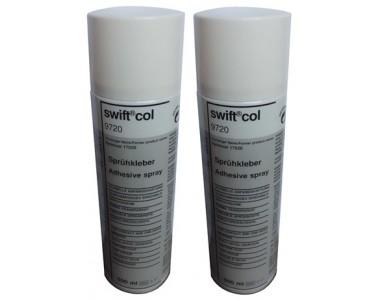 Клей аэрозольный SWIFT COL 9720 баллон 500мл